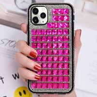 Glitter Rhinestone phone case for iphone 11 pro max luxury c...