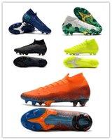 2020 الوهمية جديد VSN الرؤية II النخبة DF FG 2 2S حزمة مجتمع المستقبل الرجال المختبر أحذية كرة القدم عالية في الكاحل elite39-45