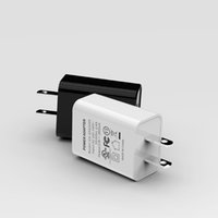 Wall Chargers 5v2a voor iPhone US Charger FCC UL-gecertificeerde USB-oplader Hoge kwaliteit Power Adapter voor Universele Telefoon