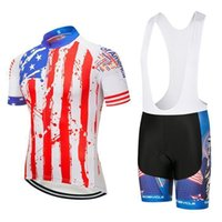 2020 New Team Men \&#039 ;S Cycling Jerseys Set Tracksuits Sportwear ,Summer Bicycle Clothing Men Bicycle Clothing Bike Jersey +Bib Shorts