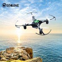 Cemine H8 Mini Mini Sem Headless Mode 2.4G 4CH 6 Axel com modo sem cabeça RC Drone Quadcopter RTF Brinquedos ao ar livre para crianças