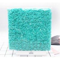 Kartifikal Çiçek Buket Düğün Çiçek Dekorasyon Scrapbooking DIY Çelenk Ucuz Sahte Gül Çiçekler 126 K2