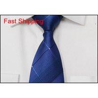 Новые 8 см на молнии Men Change Business мода стиль тонкий мужской шеи галстук простота дизайн сплошной цвет для вечеринки ленивые формальные галстуки GL2AL