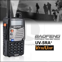 BAOFENG Long Range UV- 5RA Walkie Talkie Uhf Vhf Upgraded UV5...