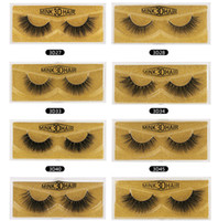 Top Sale 3D Mink Eyelashes Individual Eyelash Extensions 3D ...