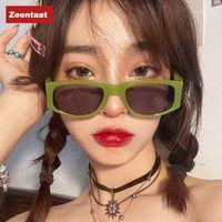Neue cateye vintage rot grün sonnenbrille frauen marke designer retro punkte sonnenbrille weibliche superstar dame cat eye1