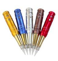 Machine de maquillage permanent Pen-PEN pour lèvres 3D lèvres Eye-liner Eye-liner Tatouage Body Art 35000R / Min Moteur d'importation