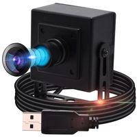 13 Megapixel Высокое разрешение USB 2.0 Камера Sony IMX214 Цвет CMOS Mini Plug Play WebCam USB-камера UVC для видеоконференции