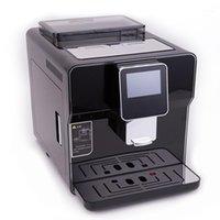 1.7L Totalmente Automático Máquina de Café Tela de Toque Cappucinno Latte Espresso Café Máquina Cy1