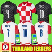 2020 تايلاند كرواسيا كأس كرة القدم الفانيلة كرواتي 20 21 كروازيا مودرك بيريزيك Rakitic Mandzukic Kovacic جمهورية هورفاتسكا