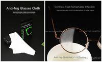 10 pcs Super-fibra Nano Nano Nano Anti-Fog Glasses Pano Multi-Função Soft Screen Limpeza 13 * 14mm Separe o bolso auto-denominado