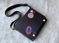 Bezirk PM Umhängetasche Berühmte klassische Mode Männer Messenger Bags Cross Body Crossbody Tasche Schule Bookbag
