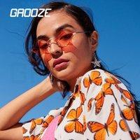 GAOOZE Luxury Sunglasses Women Star Glasses Women's Fashion Brand Sunglasses Ladies Oversized Anti-glare Glasses LXD379