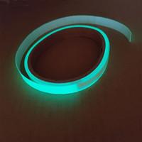 Leuchtband Selbstklebende Haustier Warnwarnband Nachtsicht-Glühen in dunklen Wandaufkleber Fluoreszierender Notaufnahme 157 G2