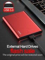 """KPAN 2.5 """"Metallo HDD HDD Disco rigido esterno portatile Disk USB3.0 Storage per uno, Xbox 360, PS4, PC, Mac, Desktop, Laptop, Xbox1"""