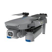 TaNine E520S Pro RC Quadcopter Drone GPS WIFI FPV avec angle de réglage de la caméra 4K HD 16mins Durée de vol pliable RTF