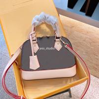 2021 أزياء السيدات عارضة واحدة الكتف رسول حقيبة يد الكلاسيكية قذيفة عالية الجودة جلد العصرية امرأة المحفظة