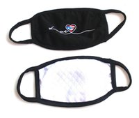 Elastik 50 ABD Hisse Senedi Maskesi 1 adet PM2.5 Ağız Yumuşak Nefes Yüz Dokumasız Tek Kullanımlık Anti-Toz Maskesi # 228