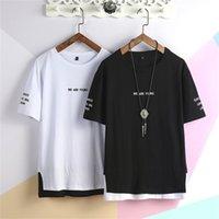 Markenkleidung Frühling Männer Design Tshirt Kurzarm Tarn T-Shirt Maskulina Tshirt Militärisches gebrochenes T-Shirt T200708