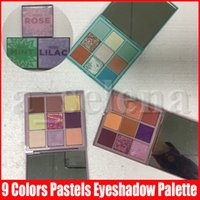 Макияж глаз PASTEL Eyeshadow палитр Блестящая Eyeshadow Palette Shimmer Блеск Матовый металлический Пигментные Портативный Palette Cosmetic