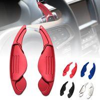 Acessórios de carro Shift Paddles para Jaguar XF XE XJ F-Pace F-Digite X760 x260 x761 x351 Roda de direção Extensão do shifter