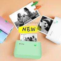 Stampanti A9 Pro Peripage PO stampante PO 80mm Pocket termico Mini Bluetooth Etichetta portatile wireless per PC