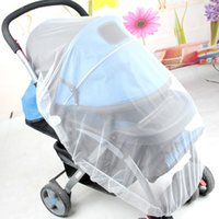 2020 New Infants Baby Stroller Mosquito Net Safe Insect Cover Mesh Pushchair Full Cover Netting