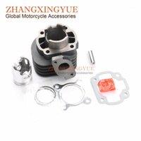 Kit de piston de cylindre 50cc pour YN50 CS50 JOG50 4CU-E1311-00 4CUE1311 1E40QMB 40mm / 10mm1