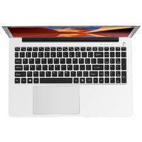 15,6-Zoll-Laptop 1080p HD ultradünnes tragbares Student-Notebook 4G + 64G-Speicherunterstützung 2.4 / 5g WLAN (EU-Stecker) 1