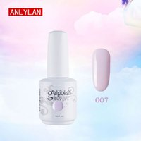 Sheenia 15мл Base / Top Coat Nail Gel Primer Matt Top Coat UV Gel Nail PolishSoak от лака УФ-гель польский Маникюр Nail Art