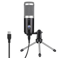USB Computer Microphone Used to Record Musical Instruments K...