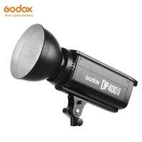 Godox DP400II 400Ws GN65 intégré Godox 2.4G Wireless System X Studio Professional Flash pour offres de prise de vue créatif