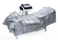 Selülit temizleme! Kızılötesi Hafif Pressotherapy EMS Elektrot Stimülasyonu Vücut İnce 85 Derece Isıtma Makinesi