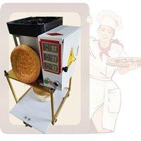 2021 XT-30 Type elektrische Pizzatough-Abflachung Drücken Sie Teigpresse Maschine Teig Roller Folie Gebäcksprachiger
