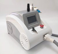 Q Anahtarı ND YAG Lazer Dövme Temizleme Güzellik Makinesi 2000MJ ND YAG 1064nm 532nm 1320nm Skar Akne Sökücü Pigmentler Dokunmatik Ekran ile Kaldırma