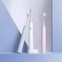الأصلي xiaomi mijia سونيك t500 mijia app فرشاة الأسنان الكهربائية سونيك فرشاة الترا سونيك الأسنان تبييض الأسنان تنظيف الأسنان