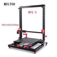 Stampanti MULTROO MT2 Guida lineare Guida lineare con personalizzata Axis Axis Altezza Attive ad alta temperatura Vite a sfera di precisione 500x500x600 400x400x5001