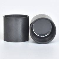 Nouvelle arrivée polie de carbure de silicone SIC insert céramique SIC V3 sic pour Puffpeak No Chazz Atomizer remplacement Wax Vaporisateur de Jcvap