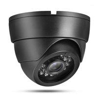 Cámaras 1 millón de píxeles 720p AHD Vigilancia de seguridad de cámara infrarroja con 24 luz de luz PAL / NTSC1