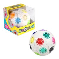1 pc antistress cubo kids puzzles educacional colorir aprendizagem brinquedos para crianças adultos mesa escritório anti estresse meninos meninas
