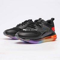 720S OBJ Scarpe da corsa multicolore per uomo Scarpe da uomo Scarpa da uomo Scarpe da ginnastica uomo Trainisti Allenamento maschile Versare Hommes Canestri Atletici Chaussures