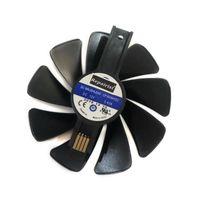 95mm CF1015H12S / CF1015H12D / FDC10U12S9-C Sapphire RX580 RX480 RX570 VGA Fan de gráficos VGA para Nitro RX 570/580/480 Refrigeración de la tarjeta de video