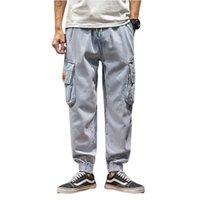 Favocent 2019 Herrenhose Mode Sommer Fracht-Jeans Streetwear Harem Jogger Sweatpant Hip Hop Hose Hohe Qualität Große Größe