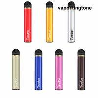 Yuoto vara descartável Vape Pen dispositivo Pods Kits 1500 sopros 900mAh Battey 5ml Cartuchos ecigarette descartáveis bar soprar mais xtra