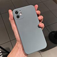 C95A-2022 حالة وقائية للسيليكون الغطاء الخلفي iphone11promax