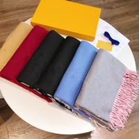2021 высококачественный дизайнер оптом модный шарф безвременная классика, супер длинные шаль женские мягкие шелковые шарфы