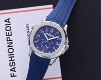 Última versión de The Silicone Strap Sports Military Hombres Wath Center Calendar Reloje Hombre observa la libertad del reloj de la mujer del hombre