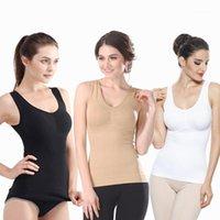 Camisoles tanques shapewear corpo magro mulheres shaper plus size sutiã tanque tanque de emagrecimento colete espartilho slim1