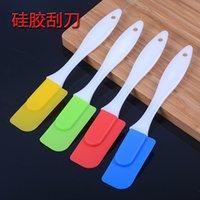 Weiche Removable Küche Silikonschaber Food Grade Sahnekuchen Backen-Werkzeuge Speisezimmer Patel 0 46ja J2
