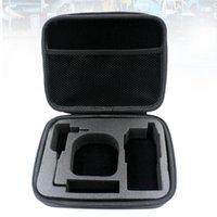 Bolsa de mano Viaje protector Portátil Radio Accesorios de almacenamiento Caja de almacenamiento Profesional Walkie Talkie Case Lanzamiento para BAOFENG UV-821